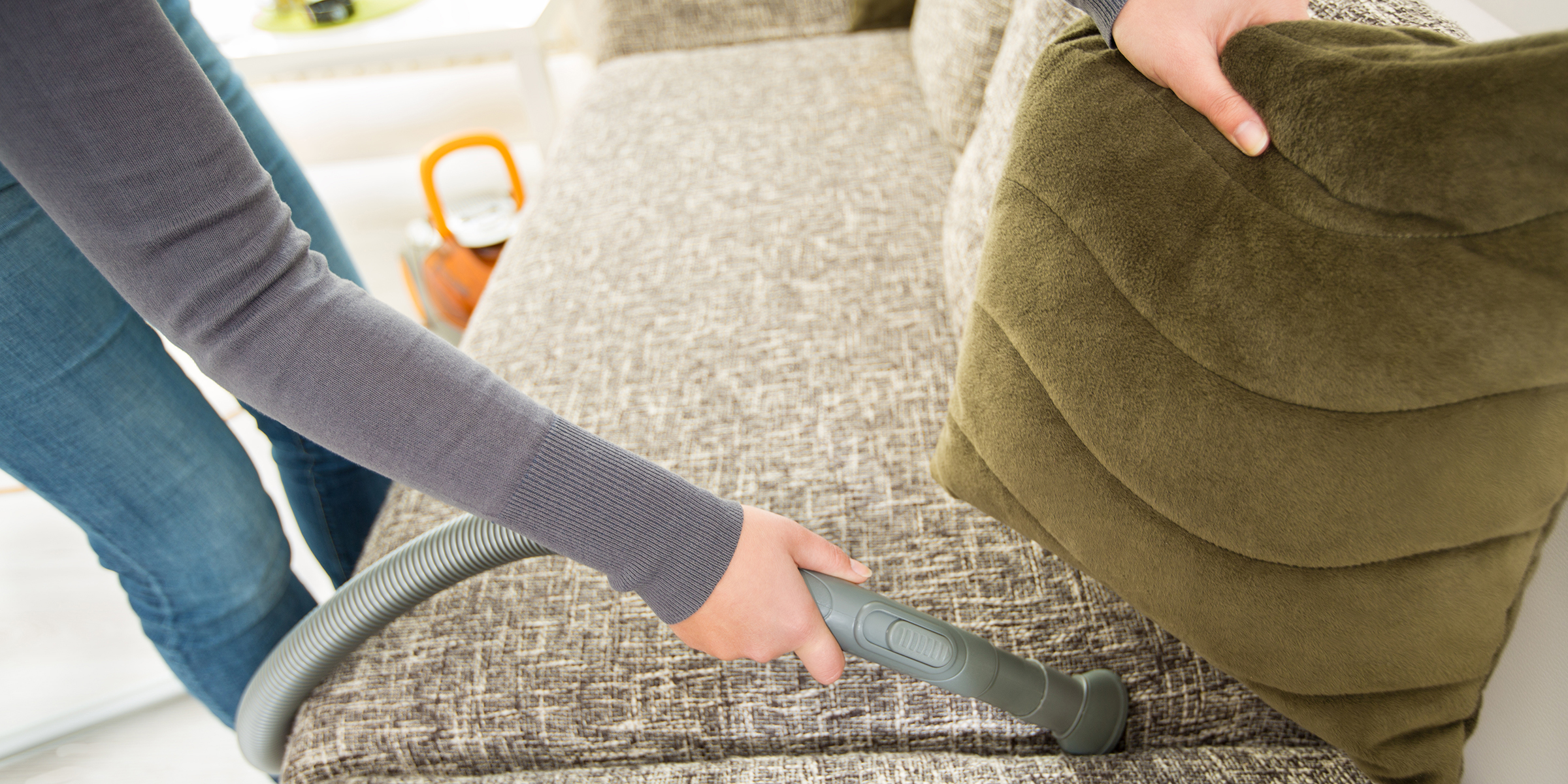 How to clean upholstery: Clean couches, cars and more